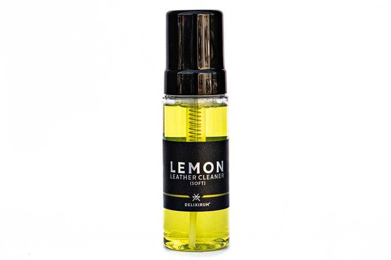 LEMON LEATHER CLEANER