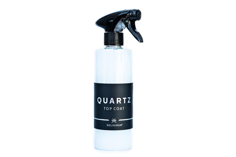 quartz top coat